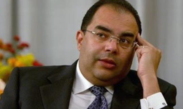 الدكتور محمود محيى الدين النائب الأول لرئيس البنك الدولى
