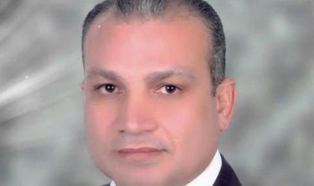 المهندس خالد صديق مدير صندوق تطوير العشوائيات