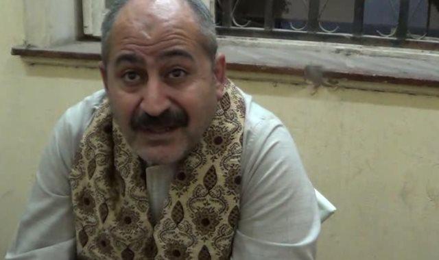 عربى مجاهد نقيب الفلاحين بالإسماعيلية