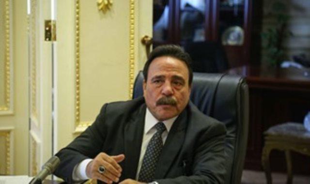 جبالى المراغى رئيس لجنة القوى العاملة بالبرلمان