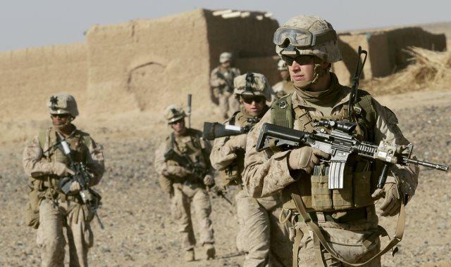 قوات أمريكية