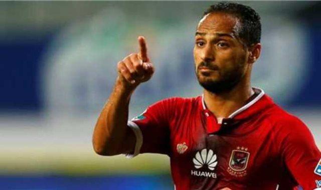 وليد سليمان لاعب الأهلى