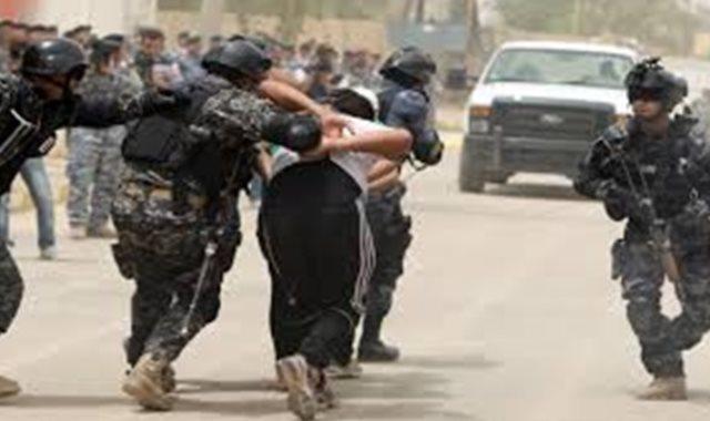 قوات الأمن العراقية - ارشيفية