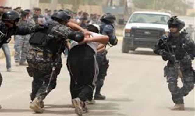 القبض على عناصر داعش - أرشيفية