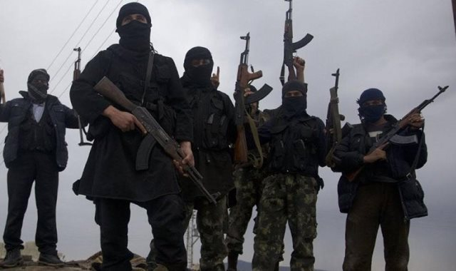 عناصر داعش - أرشيفية