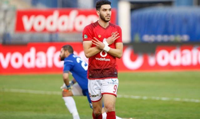 وليد أزارو - لاعب الأهلى