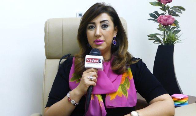 الدكتورة شيري أنسي نجيب
