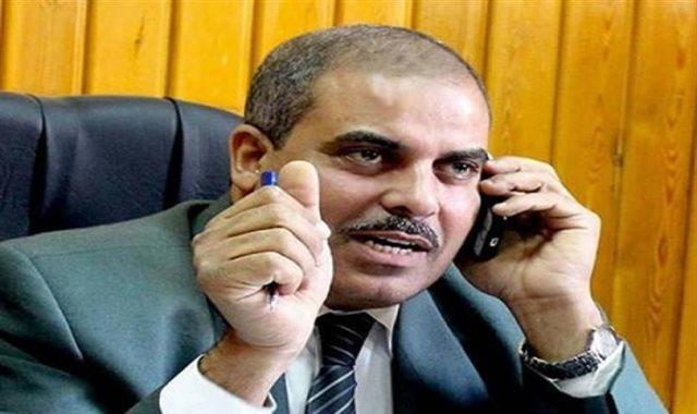 محمد حسين المحرصاوى رئيس جامعة الأزهر