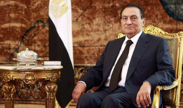 الرئيس الأسبق – حسني مبارك