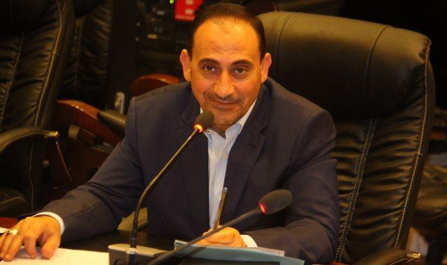 النائب محمد عبد الله زين الدين عضو مجلس النواب
