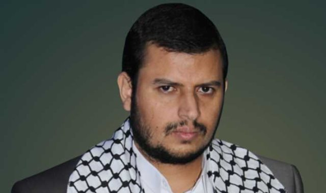 زعيم الجماعة المتطرفة عبد الملك الحوثي