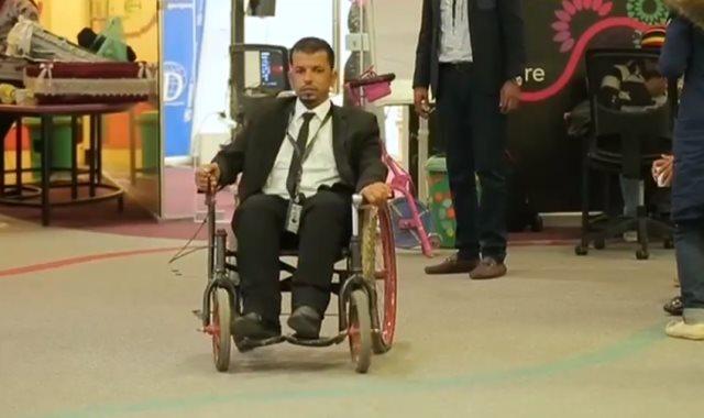 ذوى الإعاقة