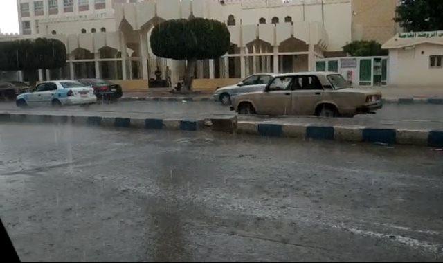 أمطار غزيرة _ صورة أرشيفية
