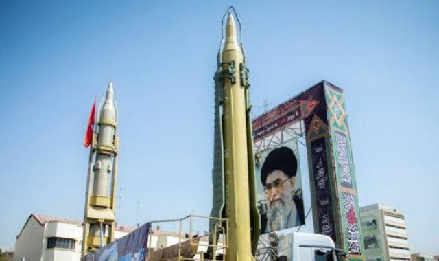 صواريخ إيران