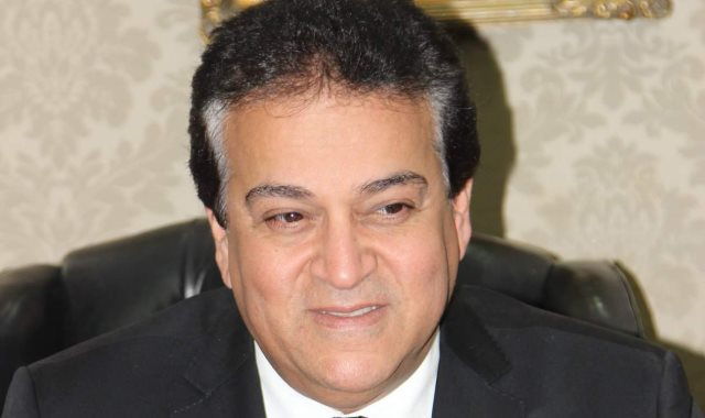 د. خالد عبد الغفار وزير التعليم العالى والبحث العلمى
