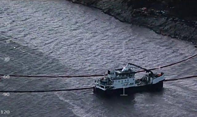 غرق فرقاطة نرويجية