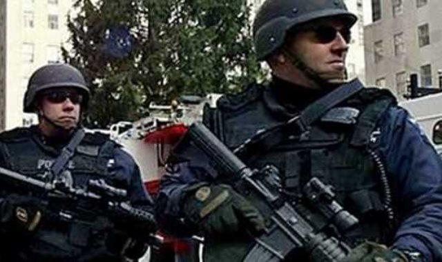 الشرطة الأمريكية - ارشيفية