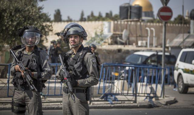 قوات الاحتلال الاسرائيلى _ صورة أرشيفية