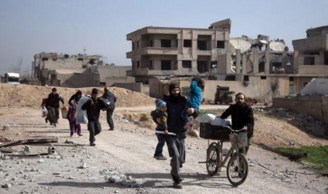 الحرب في سوريا - أرشيفية