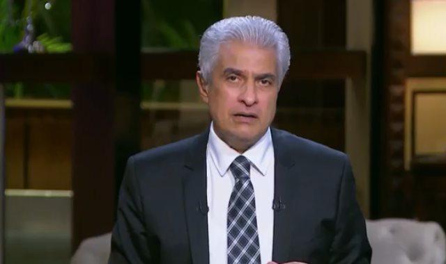 وائل الإبراشى مقدم برنامج كل يوم
