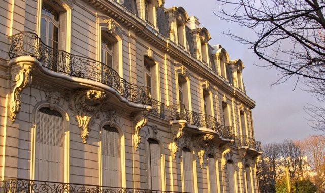 عقار في باريس بسعر خرافي
