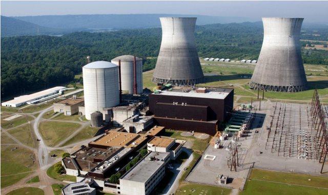 مفاعل نووى