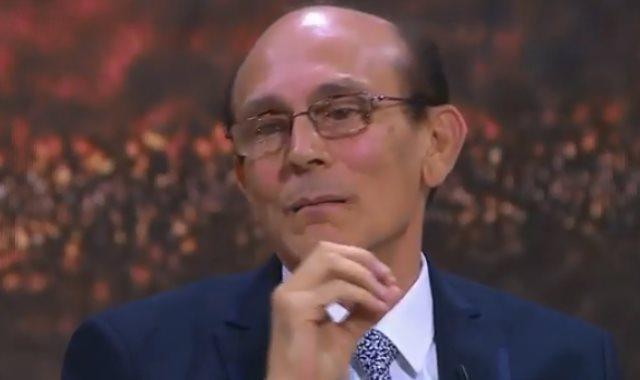 الفنان محمد صبحى