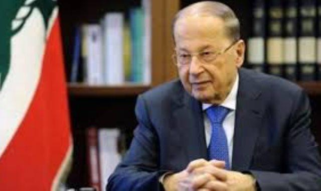 ميشال عون - الرئيس اللبناني