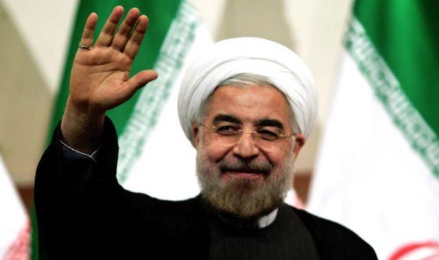 رئيس إيران حسن روحانى