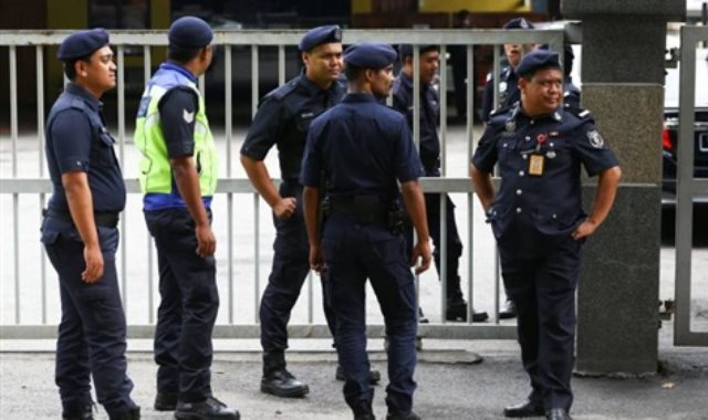 الشرطة الماليزيه - أرشيفية