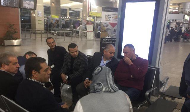 الخطيب يعود إلى القاهرة