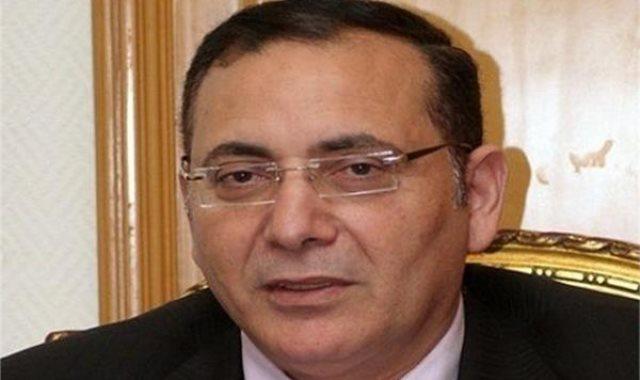 أحمد الزينى - رئيس شعبة مواد البناء بغرفة القاهرة