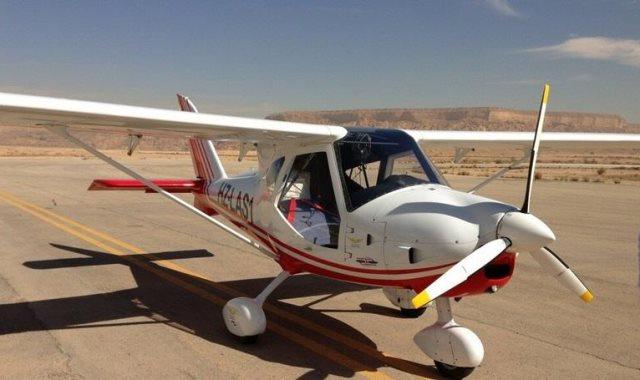 طائرة شراعية - ارشيفية