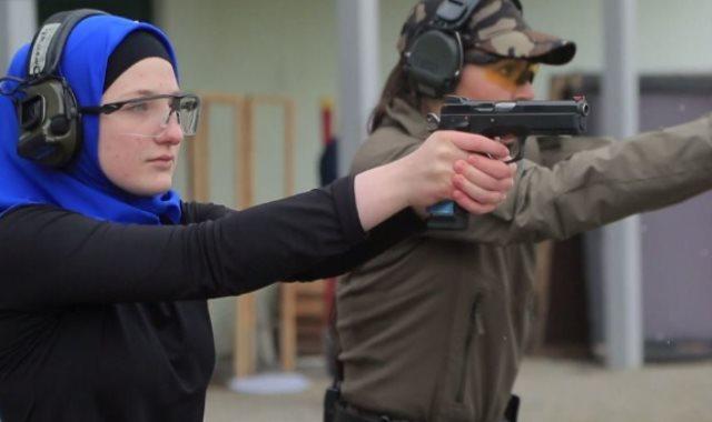 لبنات الرئيس الشيشاني