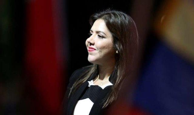 نائب رئيس الإكوادور ماريا فيكونيا