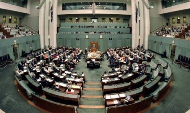 البرلمان الاسترالى