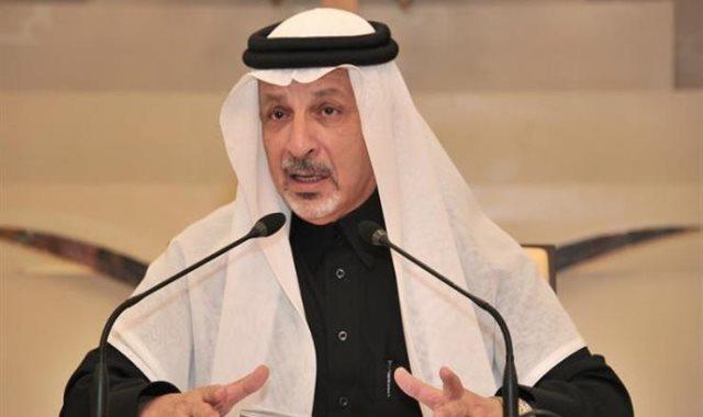 أحمد قطان - وزير الدولة السعودي للشؤون الأفريقية