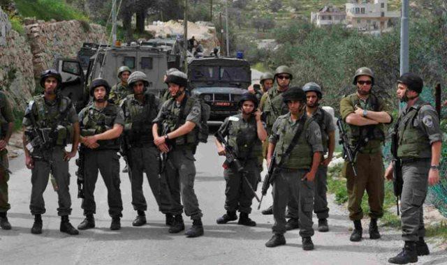 قوات الاحتلال - أرشيفية