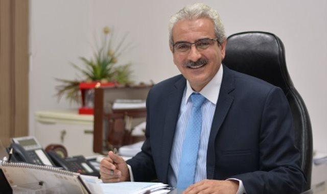 المهندس طارق السباعى نائب رئيس هيئة المجتمعات العمرانية الجديدة