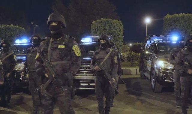 الأمن العام يداهم 60 بؤرة اجرامية ويضبط 1121 قطعة سلاح