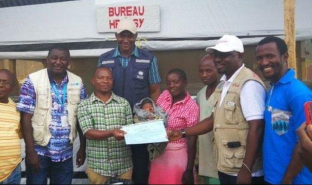 معجزة طبية.. نجاة رضيعة من وباء إيبولا القاتل في الكونغو