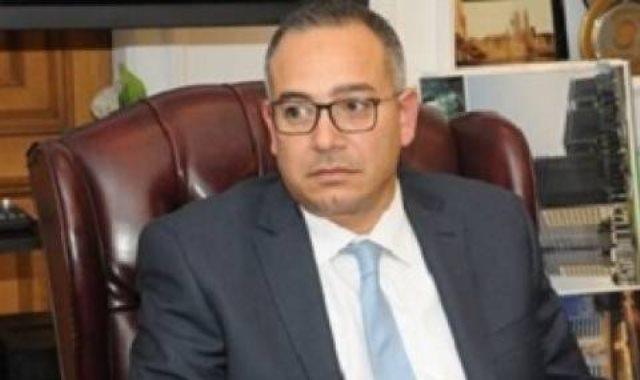 المهندس خالد صديق، المدير التنفيذي لصندوق تطوير المناطق العشوائية،