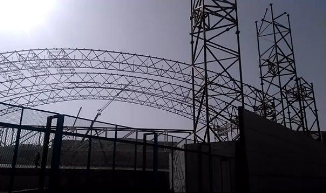 استاد القاهرة الدولى