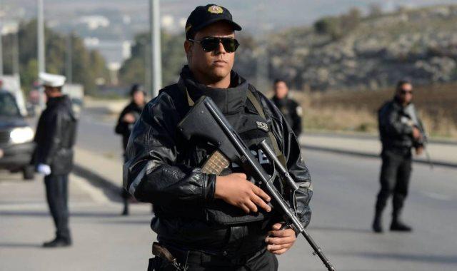 الشرطة التونسية