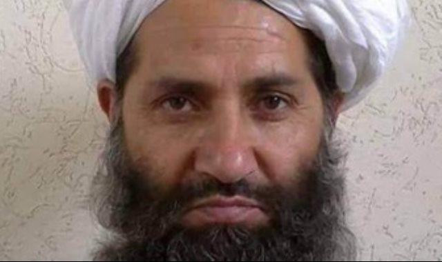ذبيح الله مجاهد المتحدث باسم حركة طالبان الأفغانية