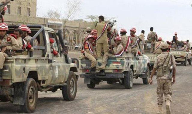 قوات اليمن - ارشيفية