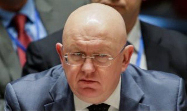 فاسيلى نيبنزيا مندوب روسيا الدائم لدى الأمم المتحدة