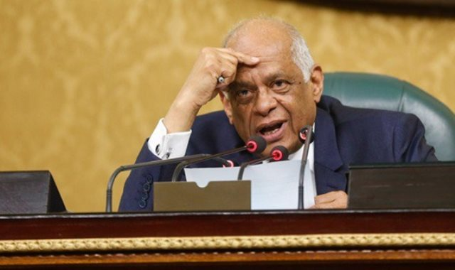 الدكتور على عبد العال رئيس مجلس الوزراء