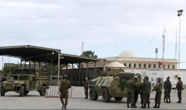 عناصر من الجيش التونسى