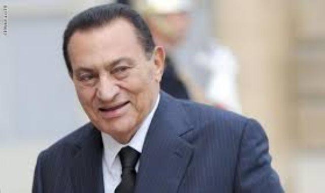 رئيس الجمهورية الأسبق محمد حسني مبارك